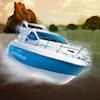 3D Motorboot Spiel