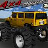 4 x 4 Monster 3 Spiel