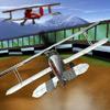 Flugzeug-Straße Spiel