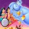 Aladdin versteckte Stars Spiel