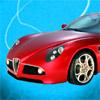 Alfa Romeo 8C Spiel