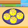 Amaretto-Butterplätzchen Spiel