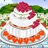Amerikanische Hochzeitstorte-Design Spiel