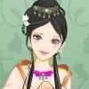 Antike chinesische Schönheit Spiel