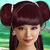 Asiatische Mode Model Makeover Spiel