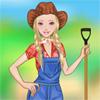 Barbie Bauernmädchen Spiel