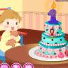 Babys erste Kuchen Spiel