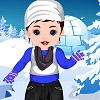 Baby Srna Winter Dressup Spiel