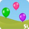 Ballon-Schlag Spiel
