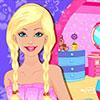Barbie-beste Zimmer Dekoration Spiel