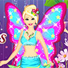 Barbie Fairy Dress Up Spiel