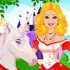 Barbie Unicorn Pflege Spiel