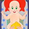 Baby Windel wechseln Spiel