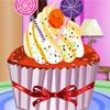 Gebackenen Muffin Spiel