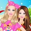 Barbie Shopping Spiel