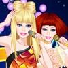 Barbie-Lady Gaga Stil Spiel