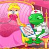 Rapunzel Grippe Babypflege Spiel