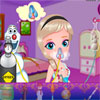 Baby Elsa Hautallergien Spiel
