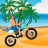 Strand-Fahrer Spiel