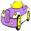 Besten Spider Auto Färbung Spiel