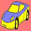 Beste und schnelles Auto Färbung Spiel