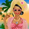 Strand Dress up Spiel
