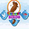 Vögel, Malbuch Spiel