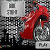 Motorrad-Stunt Spiel