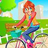 Bloom Fahrrad Mädchen Spiel