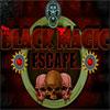 Schwarze Magie-Flucht Spiel