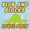 BLOB und Blöcke Levelpaket Spiel