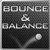 Hüpfen und balancieren Spiel
