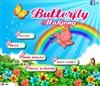 Schmetterling-Mahjong Spiel