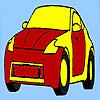 Mietwagen in die Park-Färbung Spiel