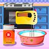 Kuchen in 6 Farben Spiel