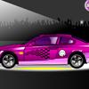 Auto Dekoration Spiel