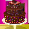 Süßigkeit Kuchen Spiel