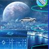 Auto-Sprung Racing Spiel