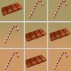 Candy-Tic Tac Toe Spiel