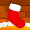 Weihnachts-Strumpf Spiel