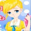 Veränderbare Mädchen Spiel