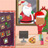Weihnachtstag nachlassen Spiel