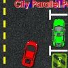 Stadt paralleles Parken Spiel