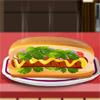 Hot-Dog Kochen Spiel