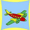 Coastal Flugzeug Färbung Spiel