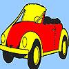 Konzept am besten Zukunft Auto Färbung Spiel