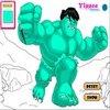 Farbe der Hulk Spiel