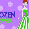 Färbung Anna gefrorene Magie Spiel