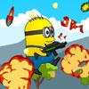 Crash-Schergen Raketen Zombies Spiel