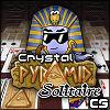 Crystal Pyramid Solitaire Spiel